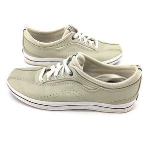 deda5a2fd5aa Keds Shoes - Keds Spirit II Leather Shoe Sneakers Size 7.0